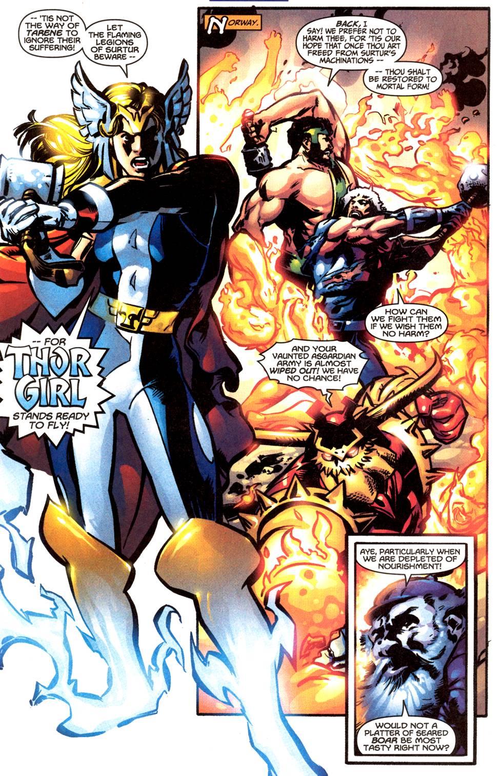 Thor (1998) Issue #40 #41 - English 15