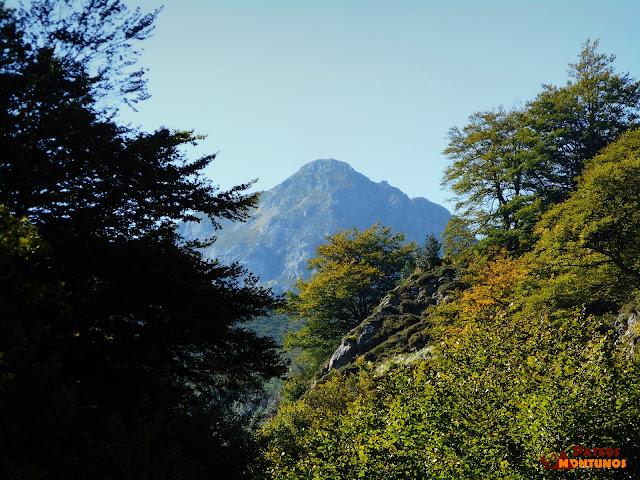 Desfiladero de Los Arrudos: El Torres