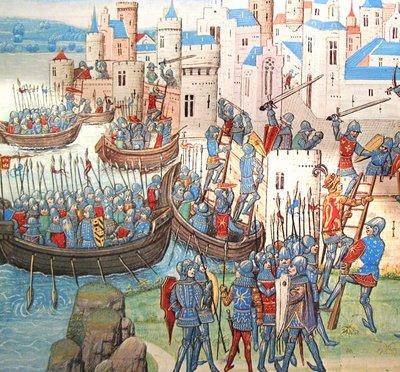 As Cruzadas Medievais