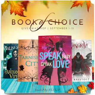 Book of Choice Banner