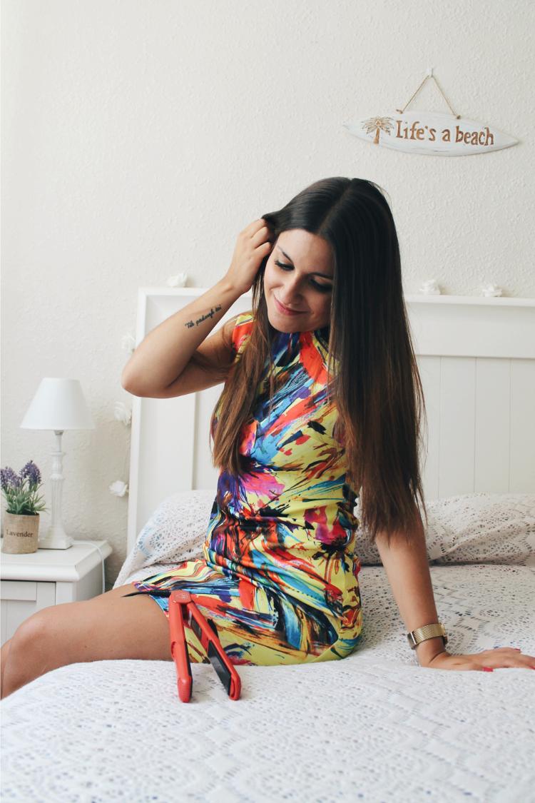 vestido shein blog de moda de leon