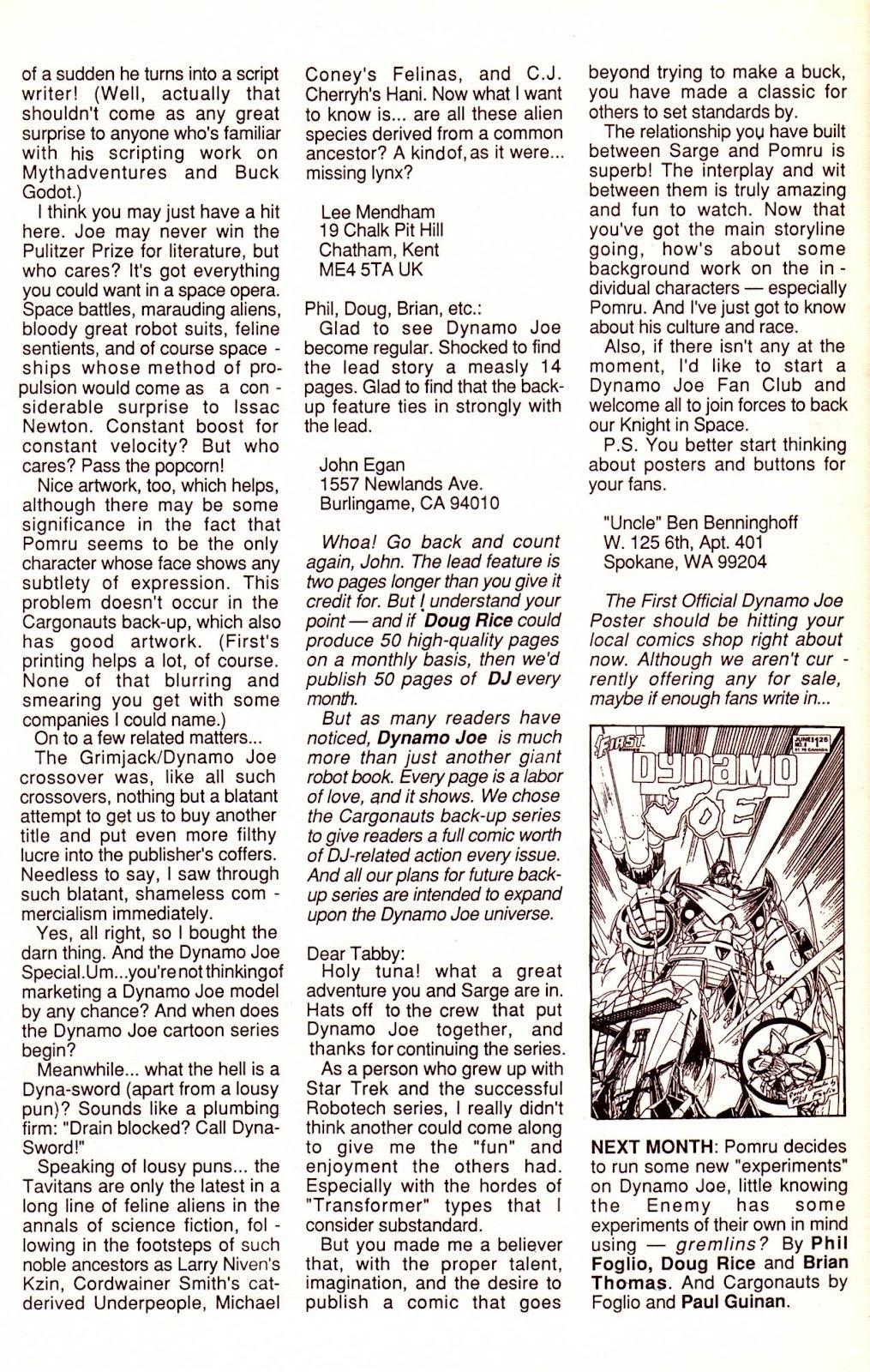 Dynamo Joe issue 7 - Page 30