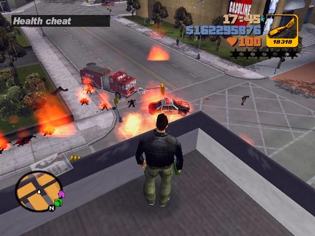 شرح تحميل وتتبيث لعبة GTA 3 مضغوطة جداا بحجم خيالي 129 شرح تحميل وتتبيث لعبة GTA 3 مضغوطة جداا بحجم خيالي 129 MBMB