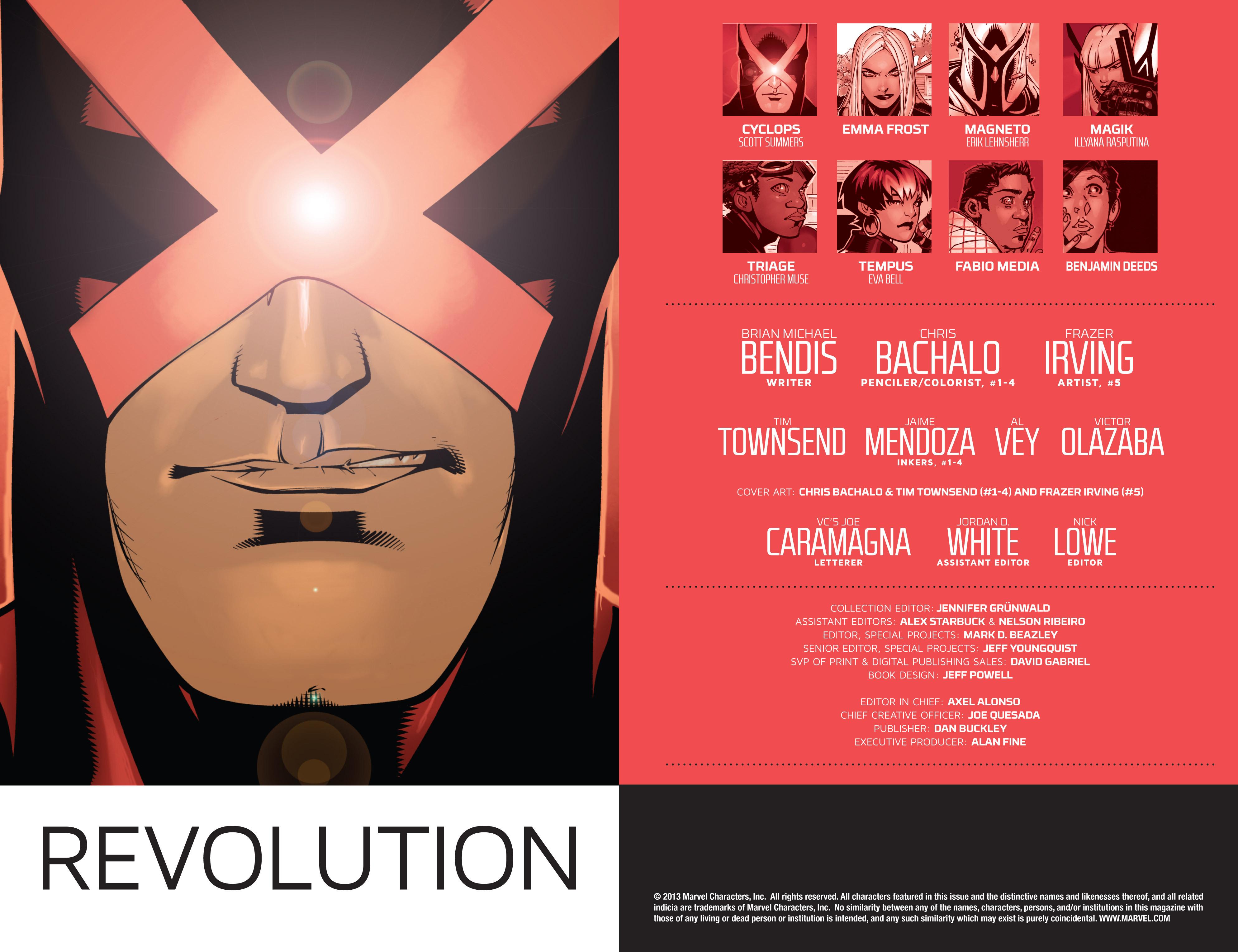 Read online Uncanny X-Men (2013) comic -  Issue # _TPB 1 - Revolution - 107