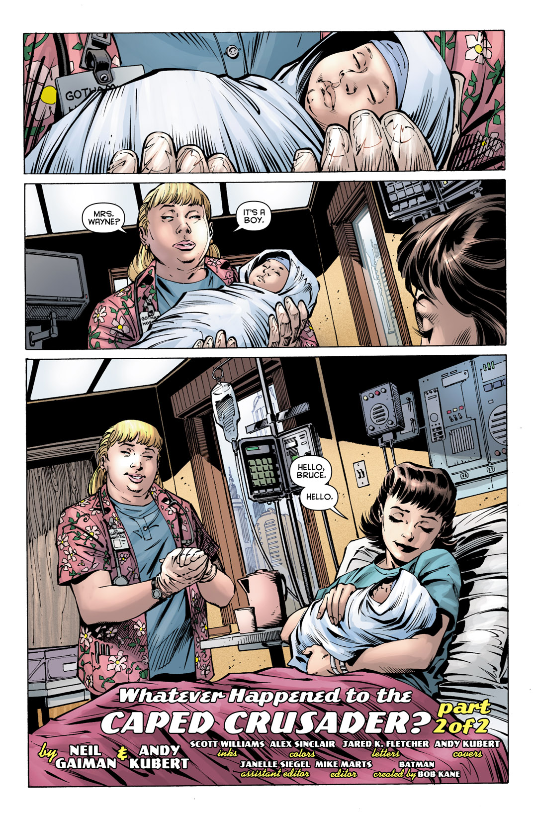 Detective Comics (1937) 853 Page 26