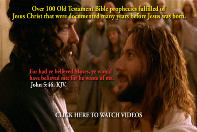 Prophecies of Jesus in the Bible,