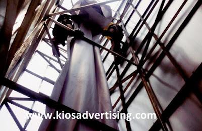 Jasa Pembuatan dan Pemasangan Facade Reklame di Malang