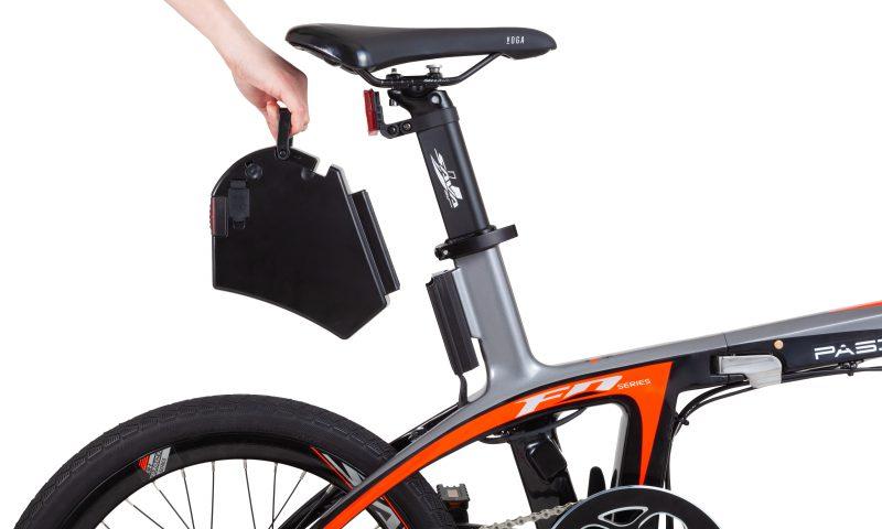 bicicleta eletrica dobravel Ebroh Pasione