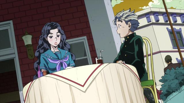 JoJo No Kimyou Na Bouken: Diamond Wa Kudakenai - Episódio 08