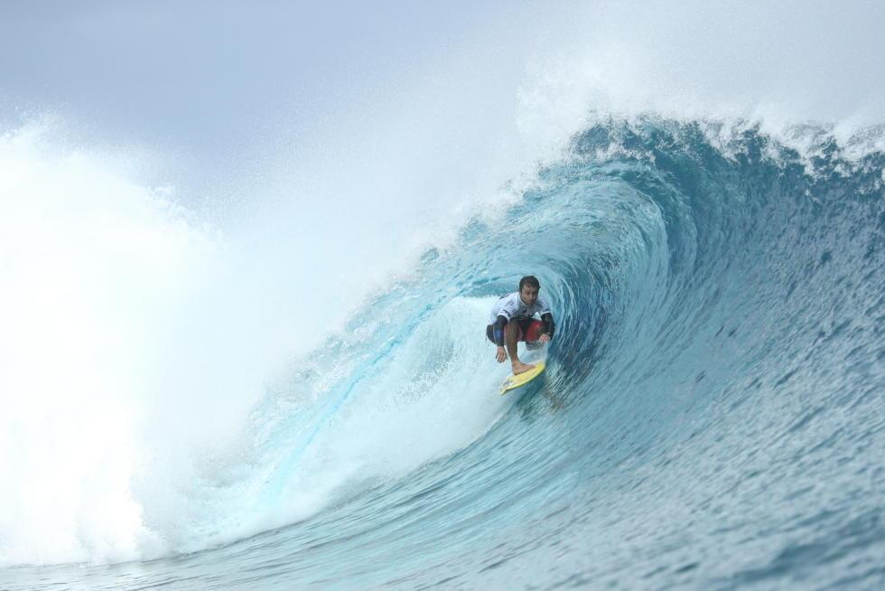 7 Bruno Santos Billabong Pro Tahiti foto WSL Kelly Cestari