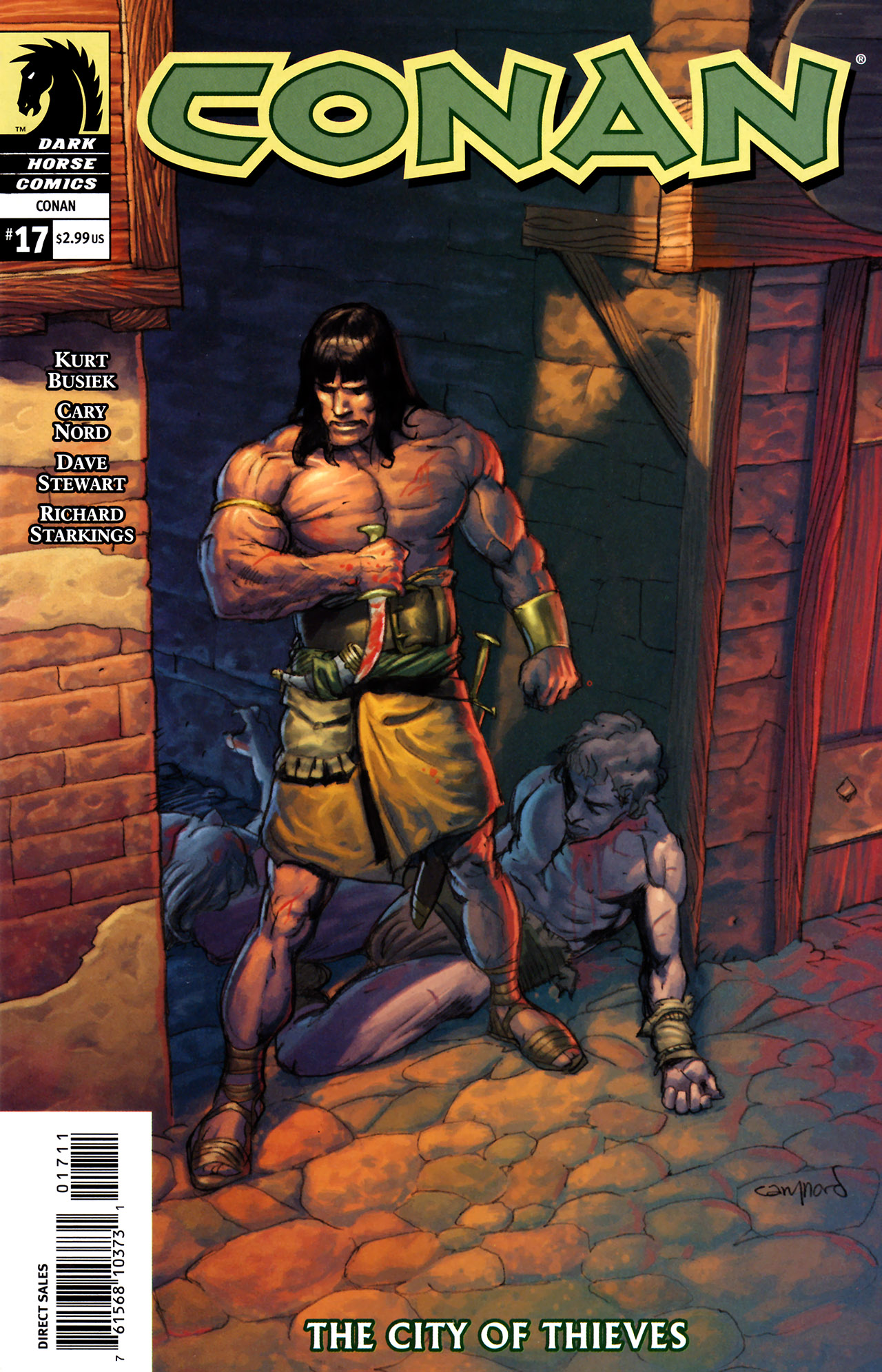 Conan (2003) 17 Page 1