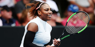 CELEBRITY NEWS: Serena Williams Reveals Diamond Engagement Ring