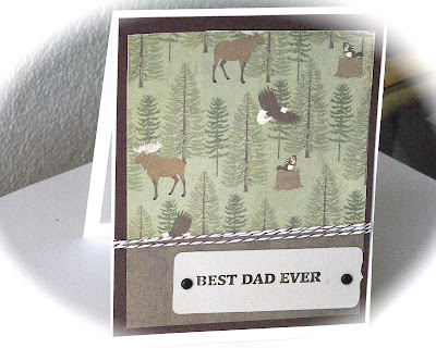 Father's Day Card by BayMoonDesign
