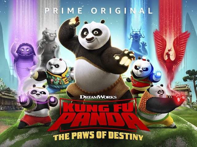 Free Download Kung Fu Panda The Paws of Destiny