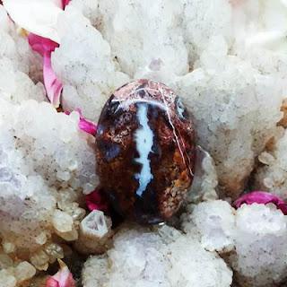 Batu Mustika Raja Elang Putih Brojoguno