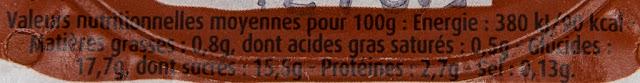 Novly au Chocolat Andros