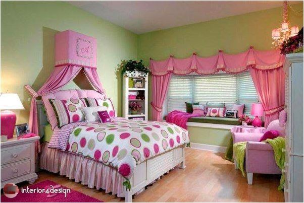 pink bedrooms for teen girls 16