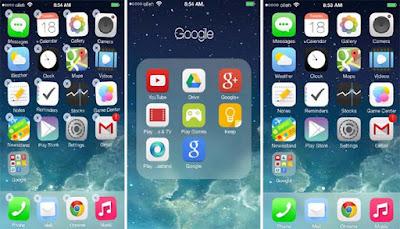 10 Aplikasi Launcher Keren, Ringan dan Terbaik Untuk Android 2017