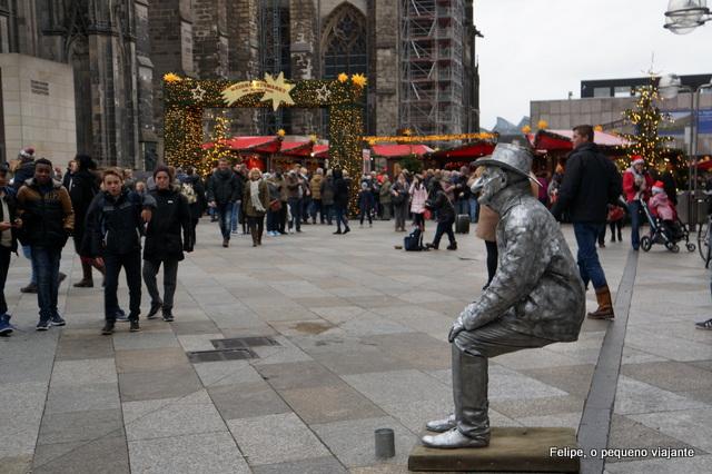 Colônia Alemanha Mercados de Natal