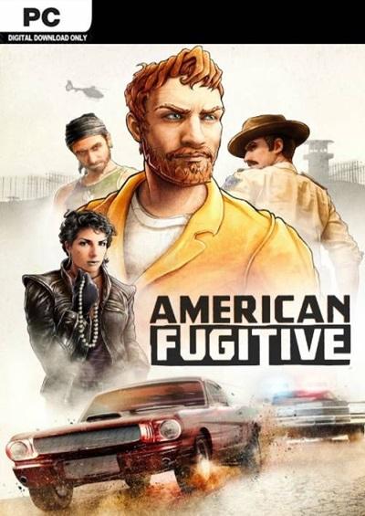 โหลดเกมส์ American Fugitive