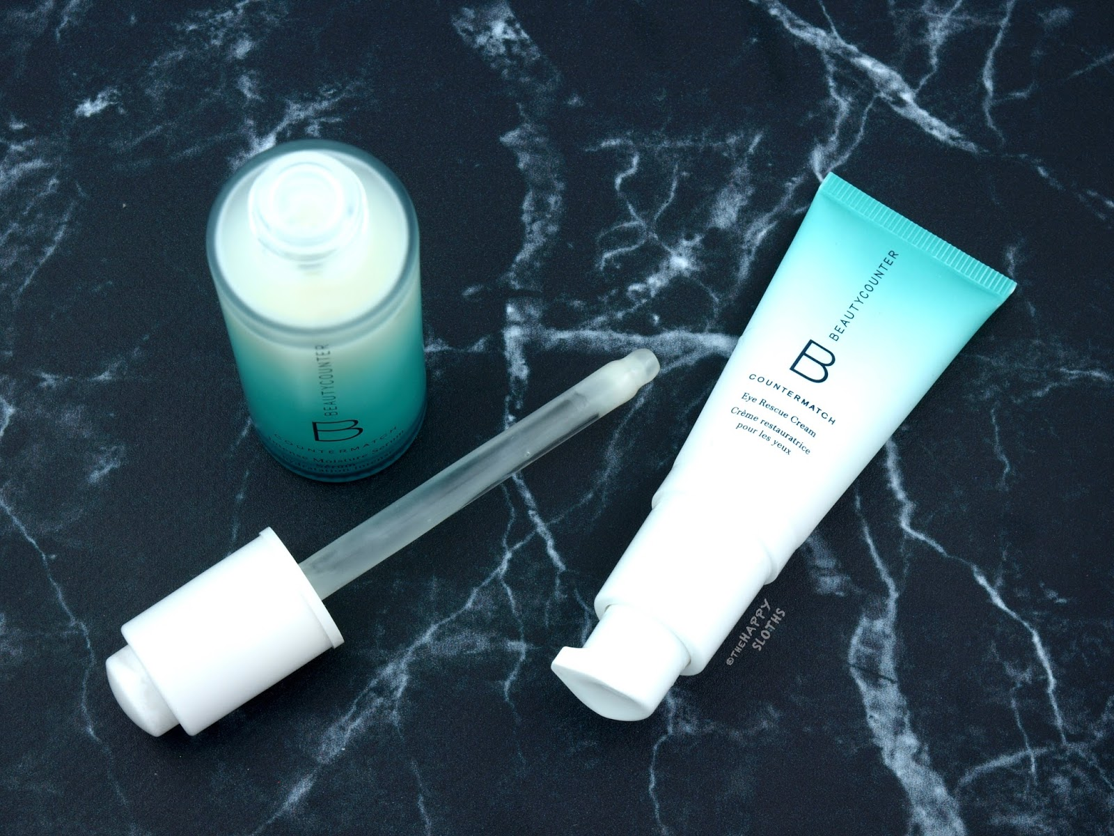 Beautycounter | Countermatch Intense Moisture Serum & Eye Rescue Cream: Review