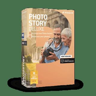 MAGIX Photostory Deluxe 2019 Full version