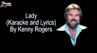 Lady By Kenny Rogers free download (karaoke, mp3, minus one and lyrics.