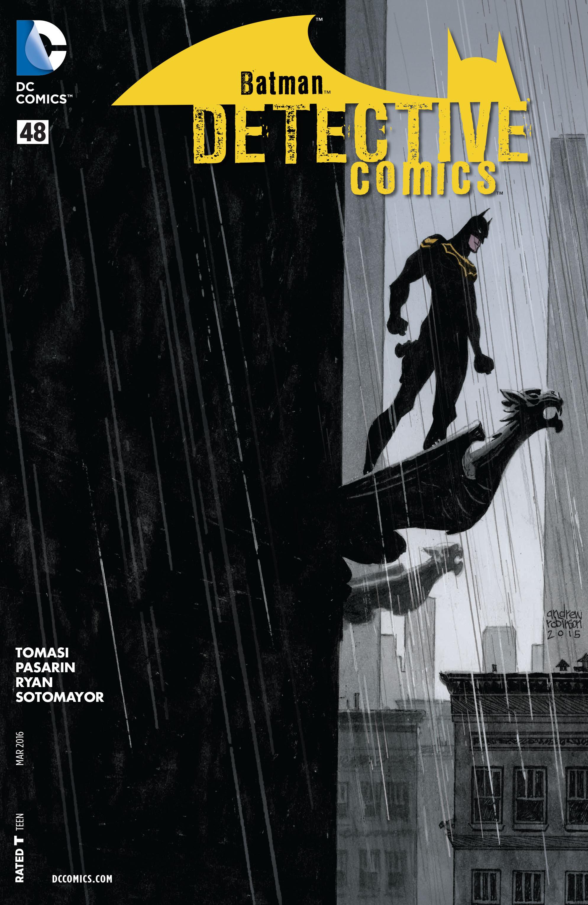 Detective Comics (2011) 48 Page 1