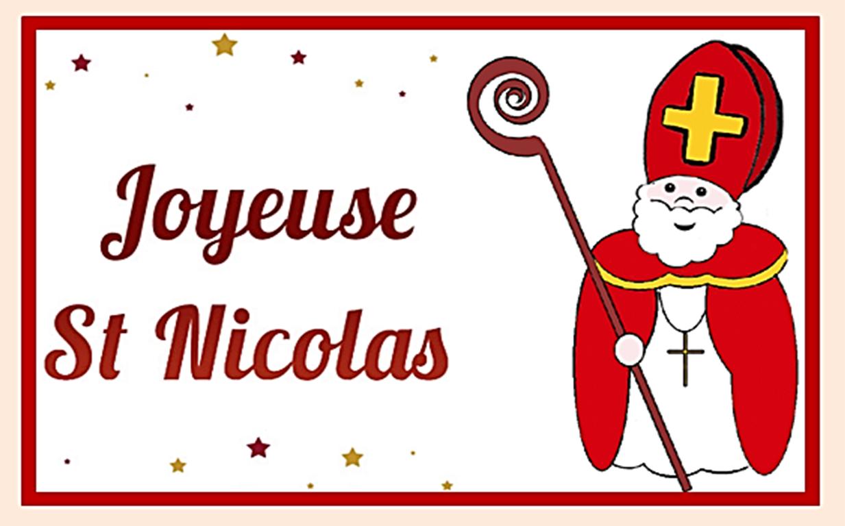 Bien Sûr Saint Nicolas