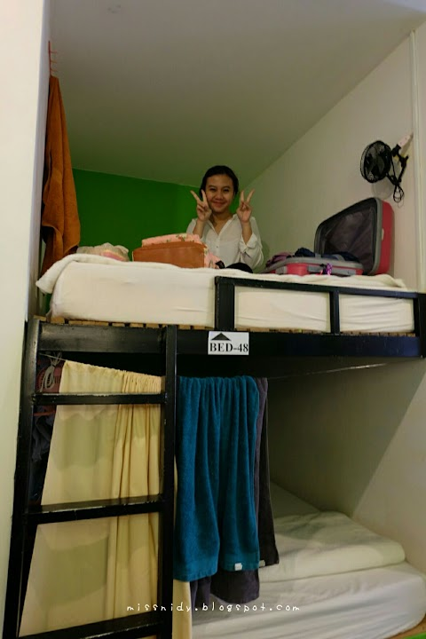 [Review] Warm Bed Hostel, Siem Reap