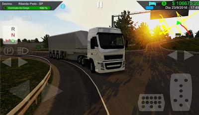 Download Heavy Truck Simulator Mod Apk Unlimited Money 1.910 Terbaru