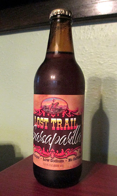 Lost Trail Sarsaparilla