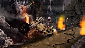 Download Ghost Ride 3D v2.0 Mod Apk (Unlocked)