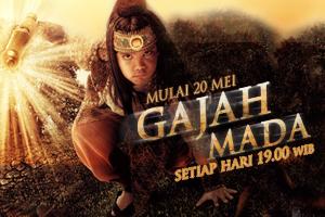 Sinetron Gajah Mada MNC TV