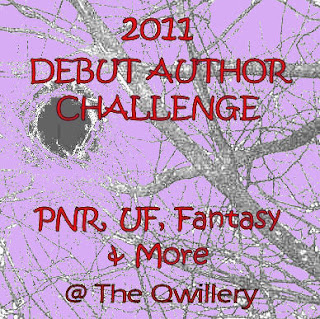 2011 Debut Author Challenge - May Debut Authors