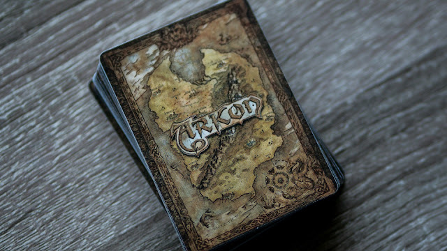 Arkon Card Game Kickstarter Review