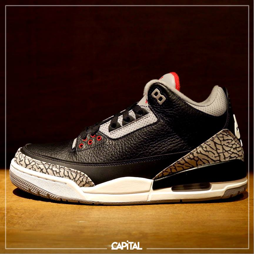 ... are excited this weekend because of the huge amount of kicks that will  be dropping. One of the anticipated retro kicks to drop is the Air Jordan 3.