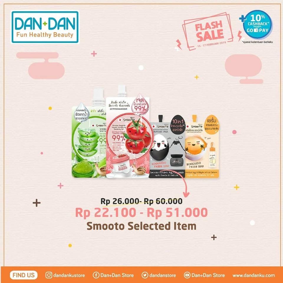 #DanDan - #Promo #Katalog Flash Sale JSM Periode 15 - 17 Februari 2019