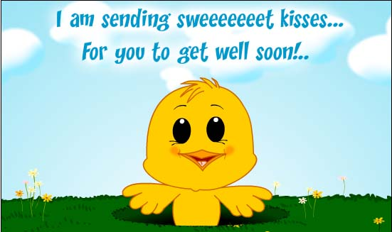 Romantic Get Well Soon Pictures for Boyfriend