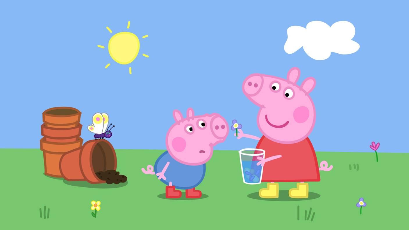 Download Peppa Pig 1ª a 3ª Temporada Completo