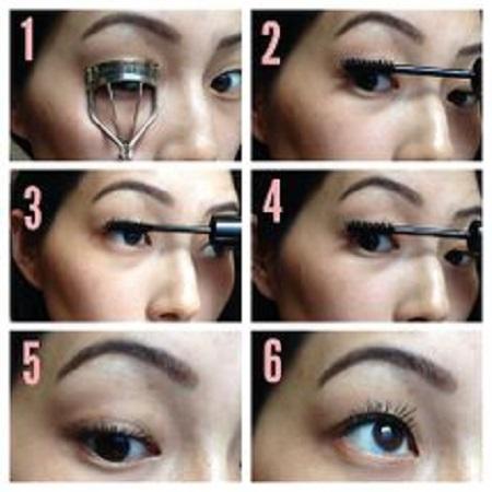 Asian-Eyelashes-Makeup