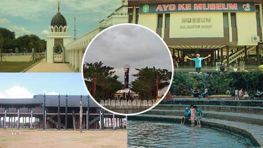 5 objek wisata pontianak