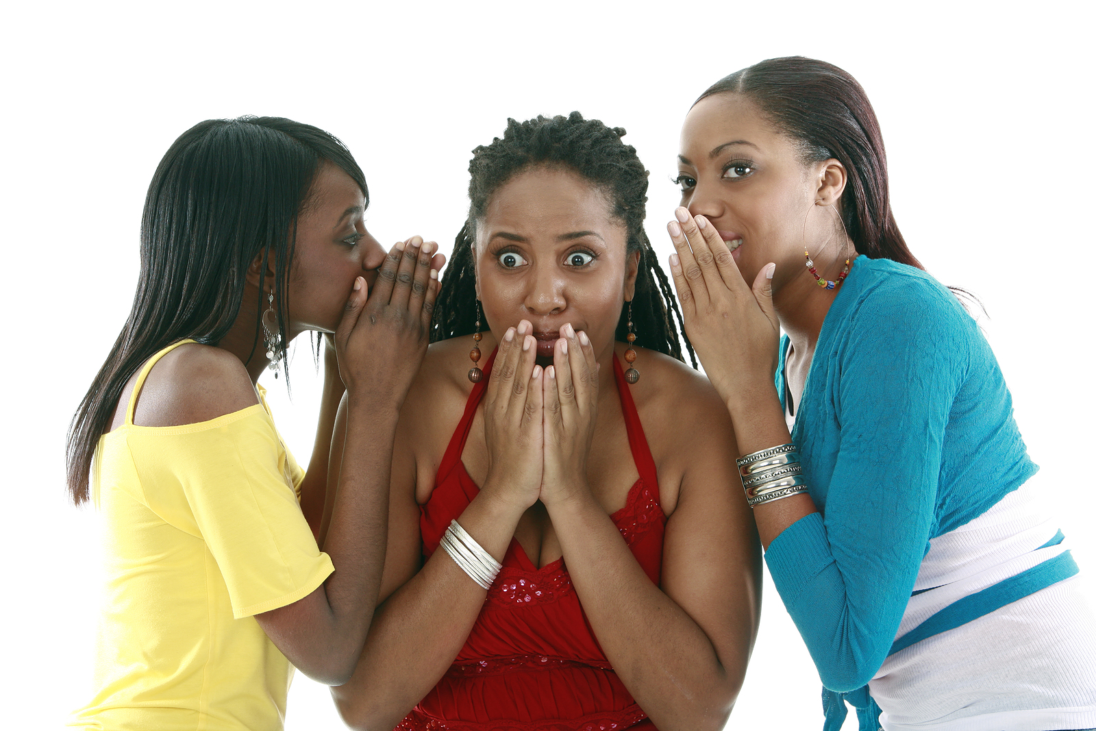 Gossip is good for your health