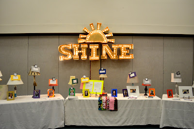 DIY Shine Marquee
