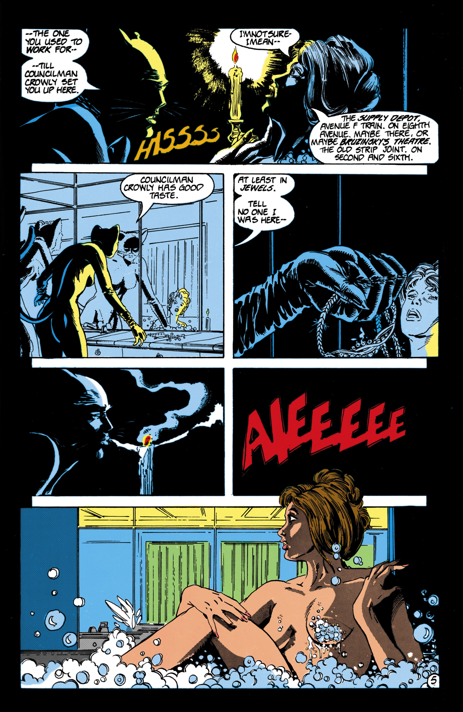 Catwoman (1989) Issue #3 #3 - English 6