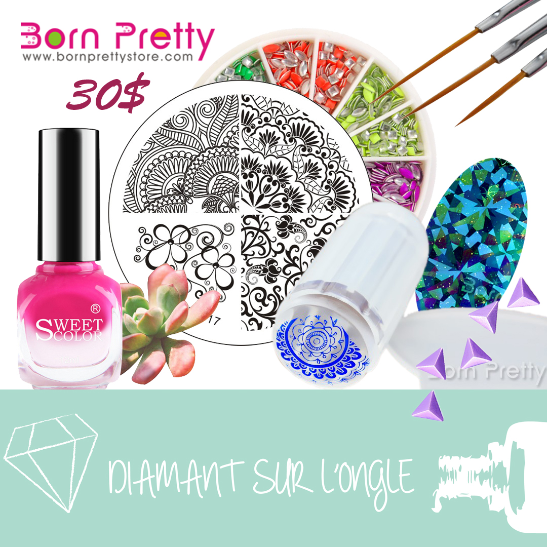 Active Born Pretty Promo Codes & Deals for October 12222