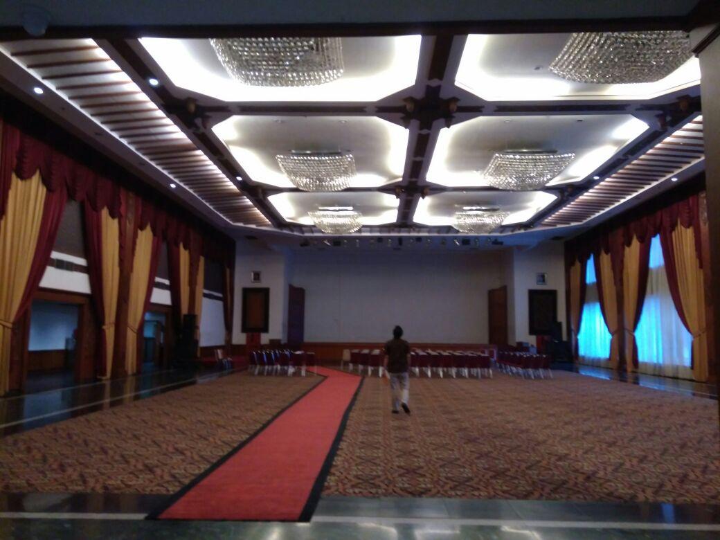 Review Gedung Nikah Sasana Kriya Balai Sudirman Patra Jasa Di
