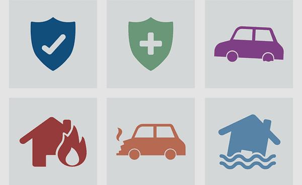 ilustrasi penangan bencana dengan aplikasi untuk alarm mengetahui kapan akan terjadi gempa dan bencana alam