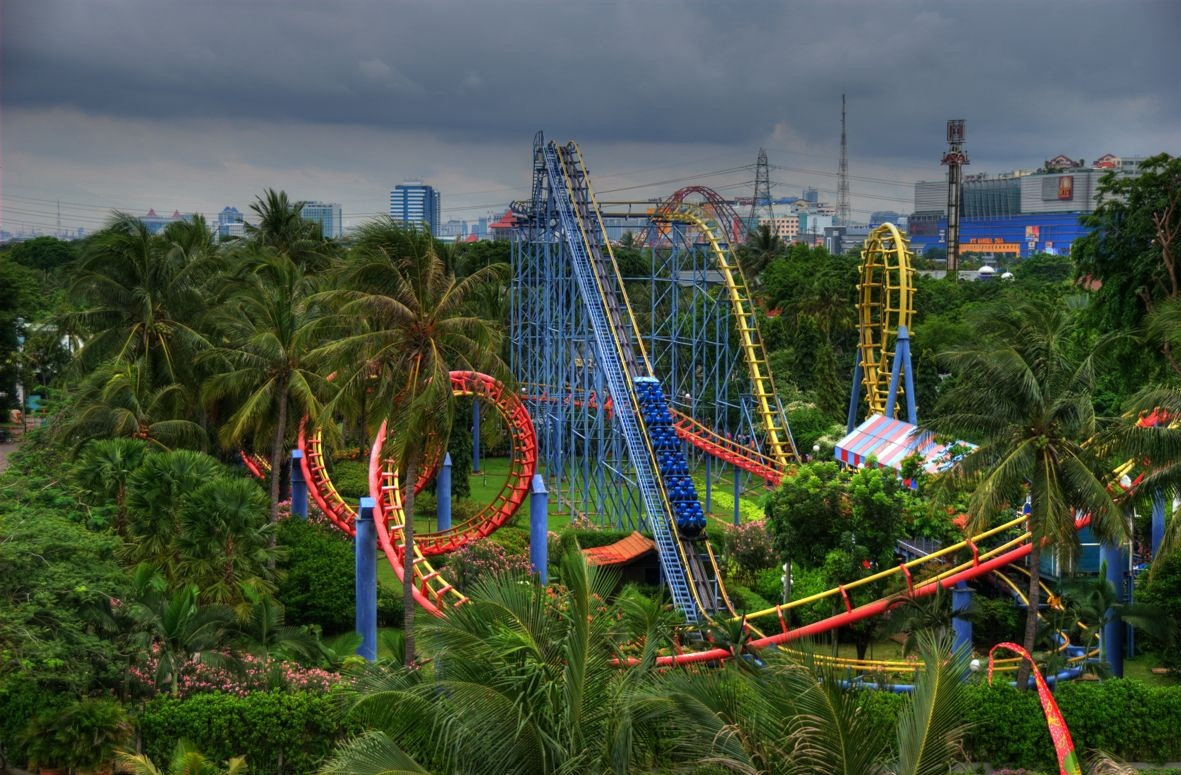 House With A Beautiful View Dufan Ancol Park Suraflin Blog