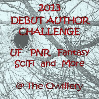 2013 Debut Author Challenge COVER OF THE YEAR Winner!